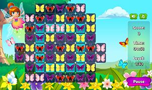 Kelebekleri Eşleştir