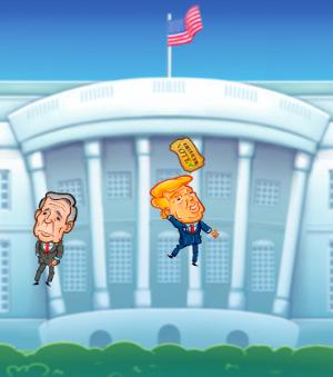 Trump Trambolin