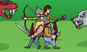 Vikingler ve Canavarlar